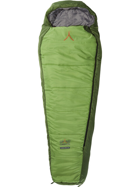 Grand Canyon Cuddle Bag 150 Sleeping Bag Kids Green